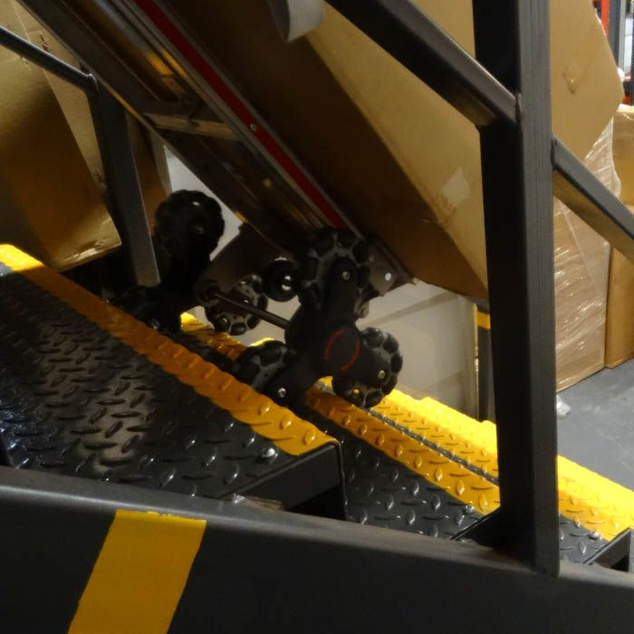Magliner Stairclimber Hand Truck 215C HM SC STRP